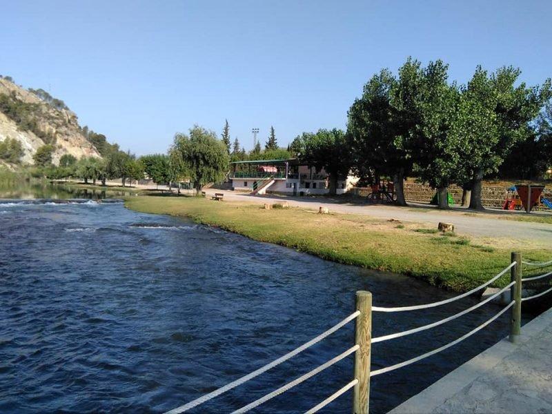 Playa Fluvial Bugarra 2