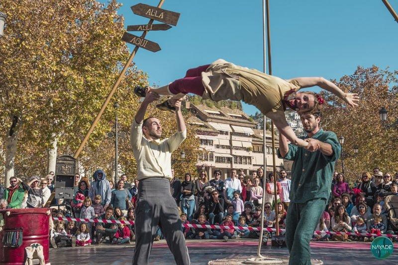 Voluta Circo Mas Alla Del Zaguan
