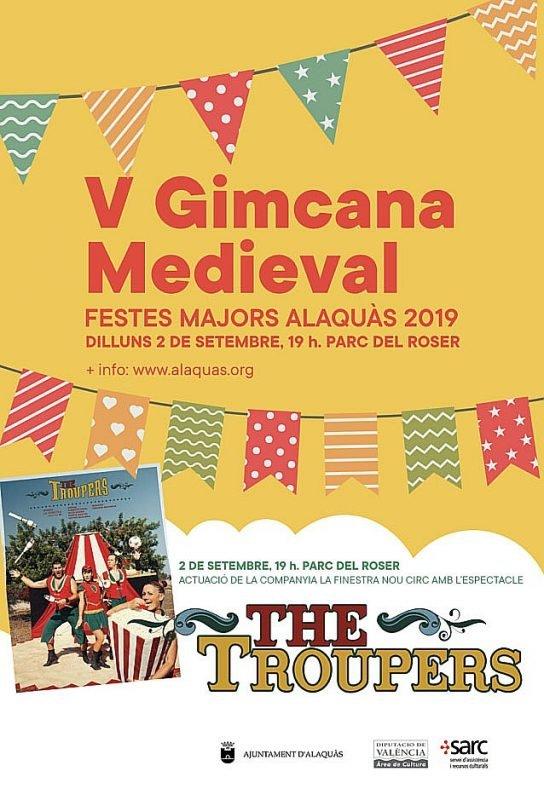 Alaquas Fiestas Gimcana Infantil