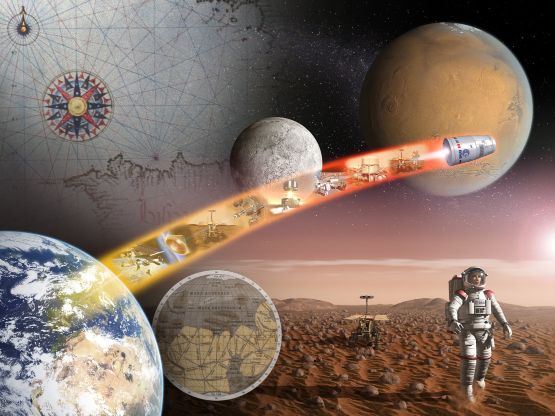 Conferencia Observacion Marte Saturno