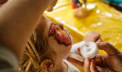 Pintacaras Niños Asctividades