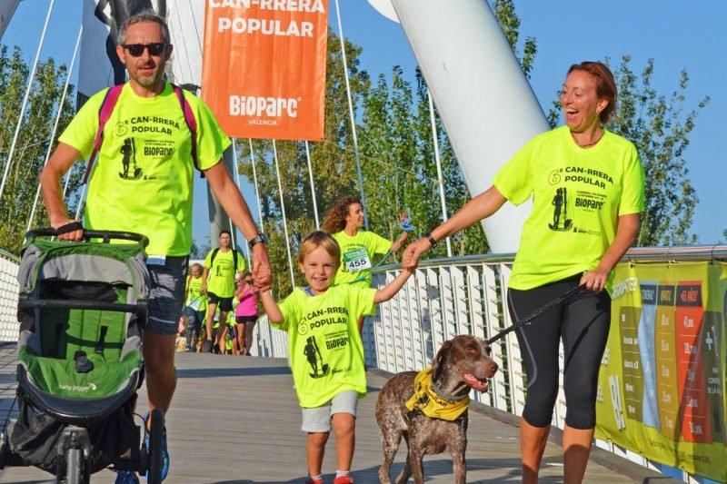 Cancarrera Solidaria Bioparc Valencia 2