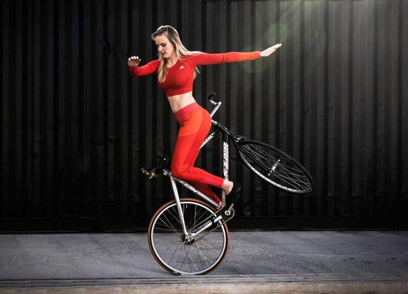 Ciclismo Acrobatico 1