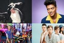 Concierto Versiones Bruno Mars Michael Jackson Coldplay