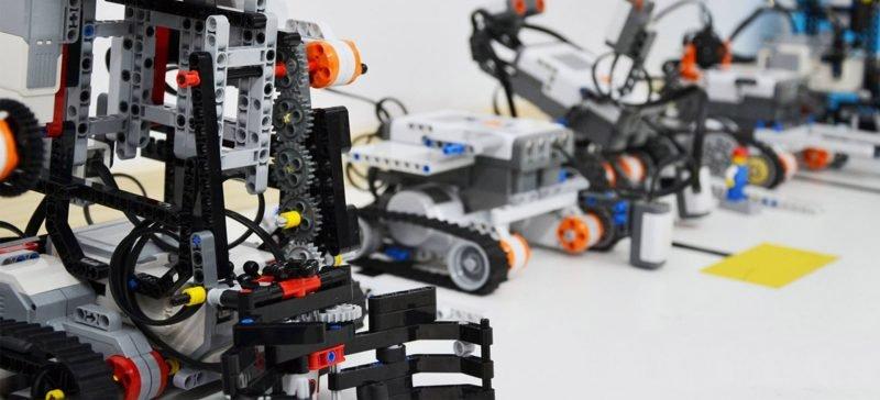 Droide Actividades Robotica