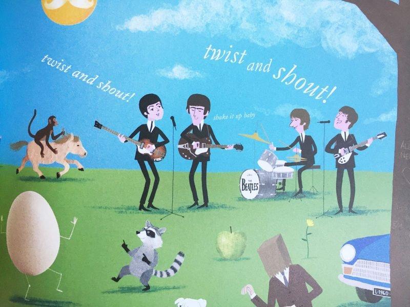 Matisse Beatles