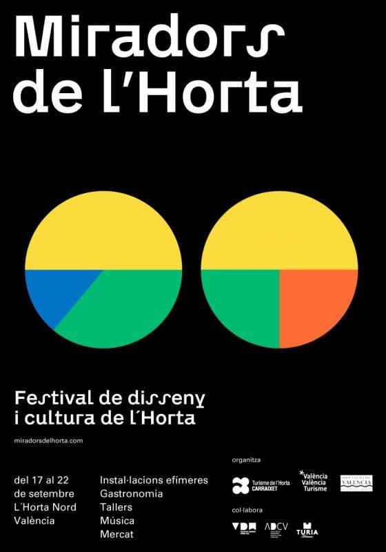 Miradors Horta Cartel 2019