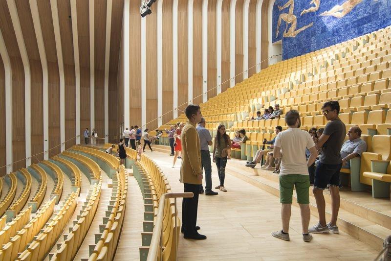 Palau Arts Valencia Interior 2