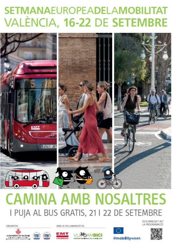 Semana Movildiad Valencia 2019