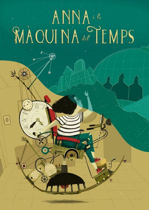 Anna Maquina Temps Escalante Cartel 2