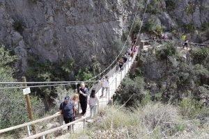 Chulilla Puentes Colgantes 1