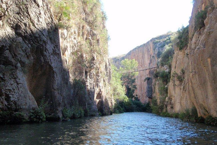 Chulilla Puentes Colgantes 2