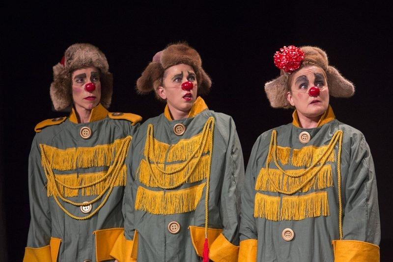 Concurso Numeros Clown