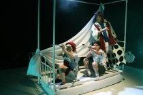 El Tambor De Cora Horta Teatre Banner