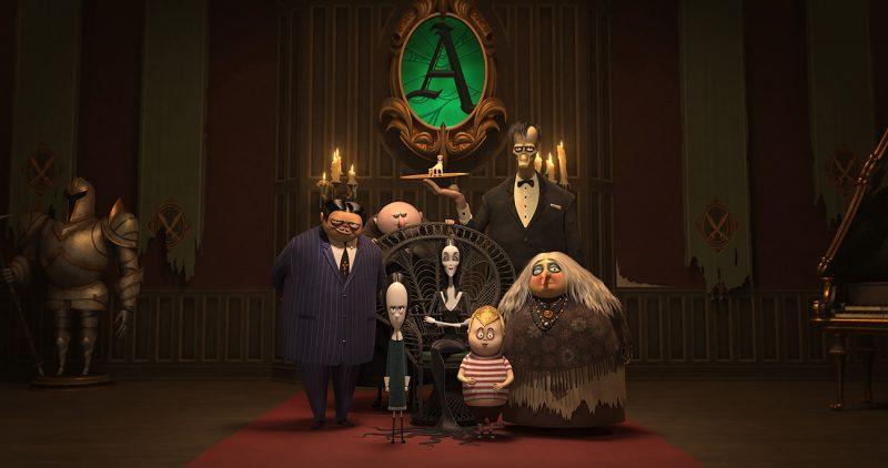 Familia Addams 1