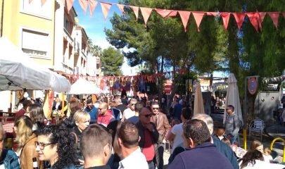 Feria Medieval Riola 1