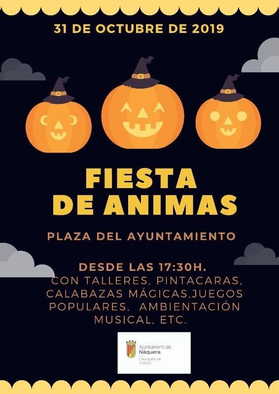 Fiesta Animas Naquera 2019