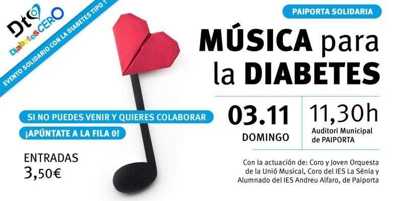 Musica Diabetes Paiporta