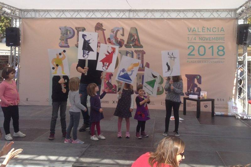 Plaça Llibre Presentacion Infantil 3