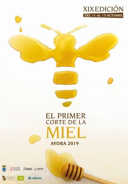 Primer Corte Miel Ayora 2019 Cartel