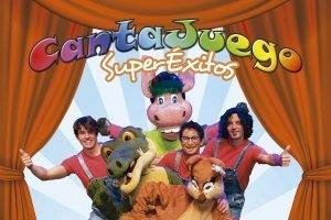 Cantajuego Superexitos 1