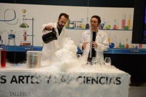 Ciencia A Escena Museo Ciencias 2