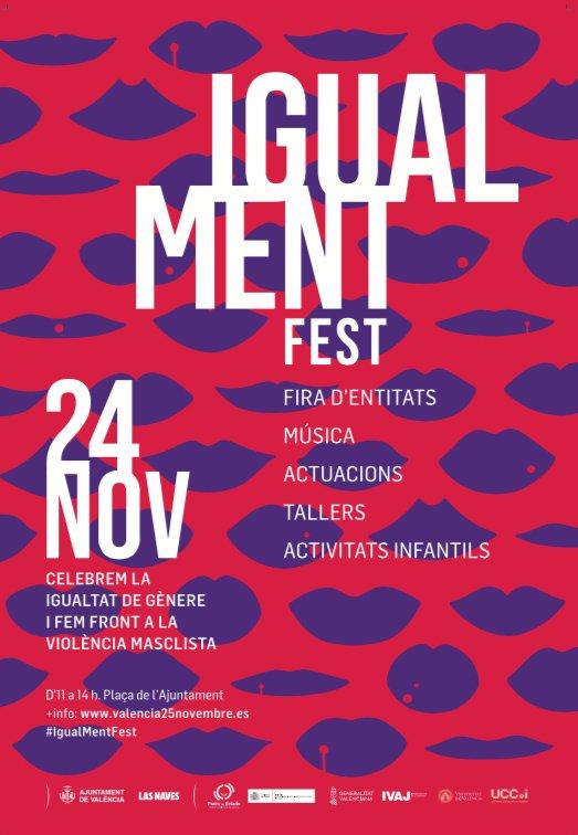 Igualment Fest 2019 Cartel
