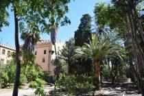 Jardin Dehesa Castell Burjassot 2