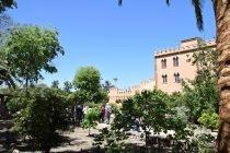Jardin Dehesa Castell Burjassot 3
