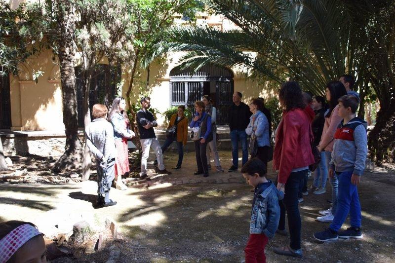 Jardin Dehesa Castell Burjassot 5
