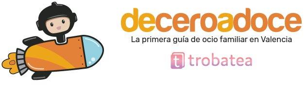 Deceroadoce.es | Tu guía de ocio familiar gratuita en Valencia.