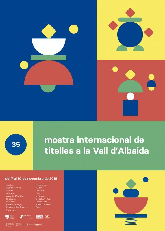 Mostra Titelles Vall Albaida 2019 Cartel