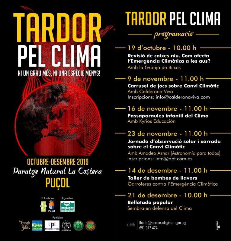 Tardor Clima Costera 2019