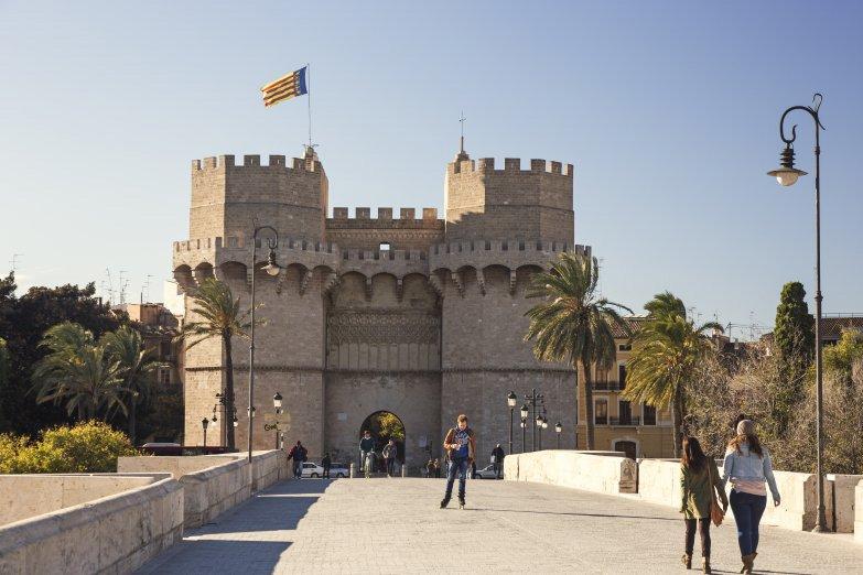 Torres Serranos Valencia 1