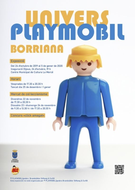 Universo Playmobil Burriana Cartel