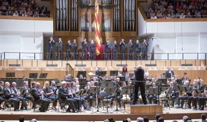 BMV Concierto Día De La Comunitat Valenciana 07 10 2018