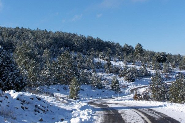 Comunidad Valenciana Nieve