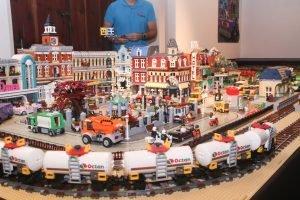 Exposicion Lego Alaquas 1