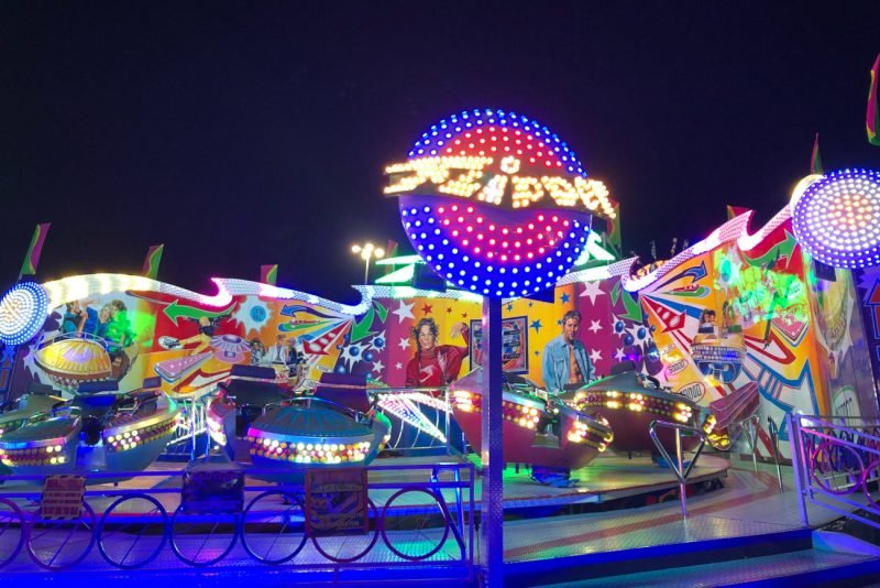 Feria Atracciones Valencia 2