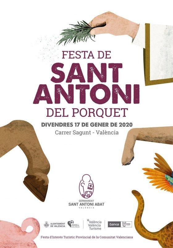 Fiesta San Antonio Abad 2020