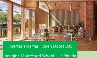 Imagine Montessori Puertas Abiertas 1