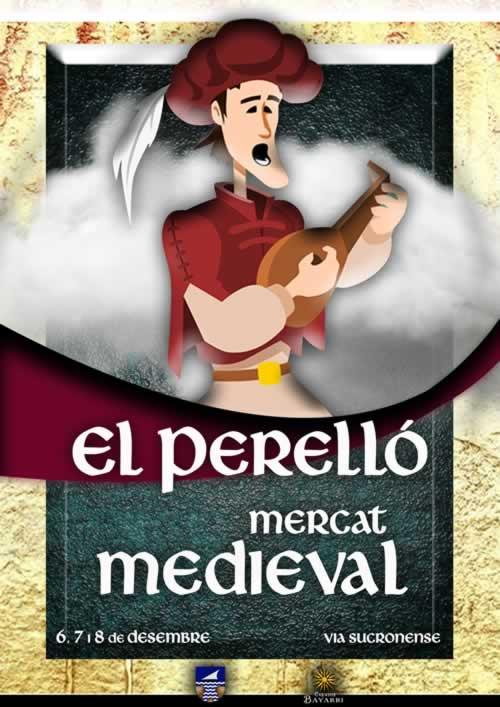 Mercado Medieval El Perello