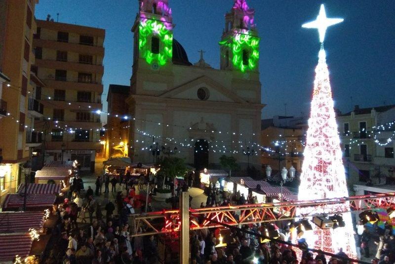 Mercado Navidad Ribaroja