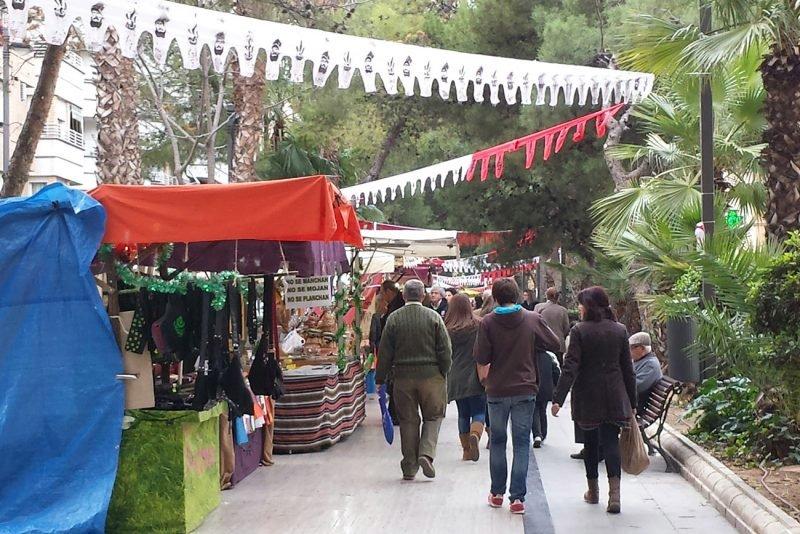 Mercado Navidad Torrent