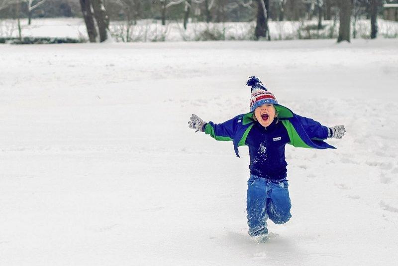 Nieve Niños 3