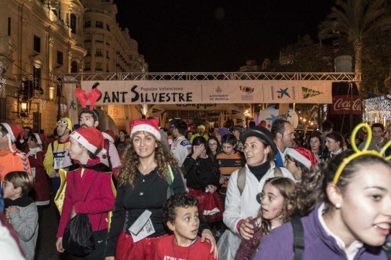 San Silvestre Valencia 2