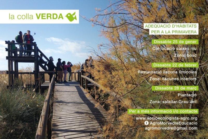 Colla Verda Marjal Moros Invierno 2020