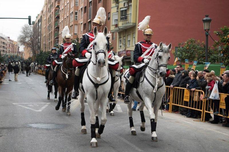 Desfile Animales San Antonio Valencia 5