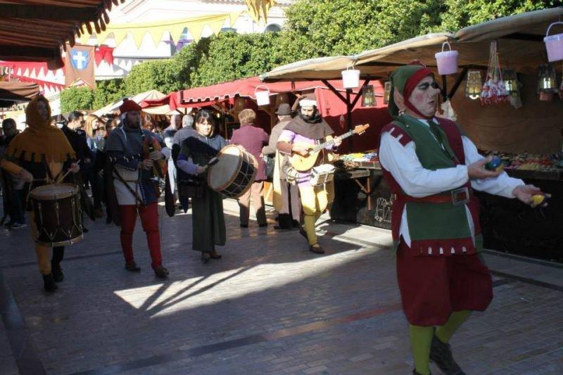 Feria Medieval Alfafar 3