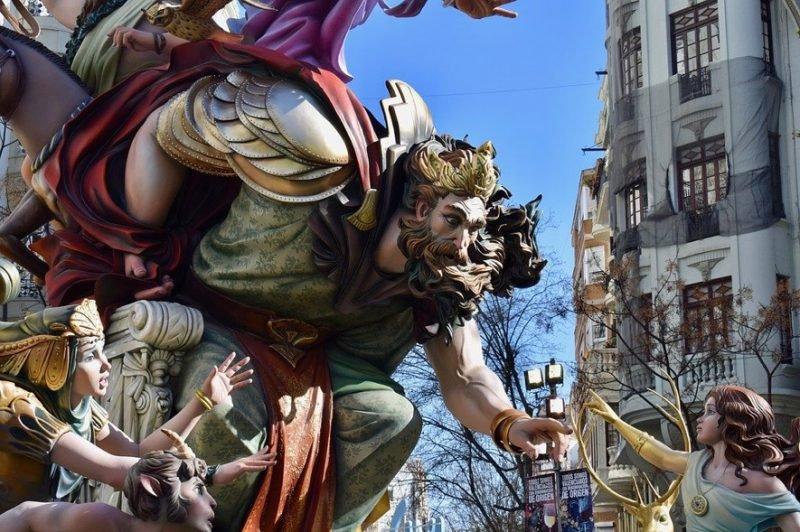 Fiestas Locales Valencia
